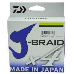 Daiwa J-Braid 4B 0,07 Koyu Yeşil 135m İp Misina