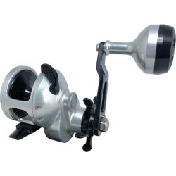 ACCURATE TERN TX-400X-S 6:1 STAR DRAG REEL SILVER