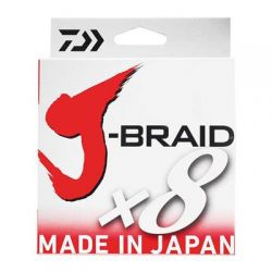 Daiwa J-Braid 8B Koyu Yeşil / Dark Green 0,13mm 300m İp Misina