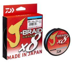 Daiwa JB Grand 8B 0,18mm 135m Blue İp Misina