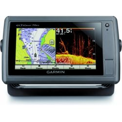 GARMIN GPS & BALIKBULUCU ECHOMAP 70DV