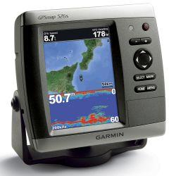 GARMIN GPS & BALIKBULUCU GPSMAP 526S