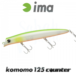 Ima Komomo 125 Counter