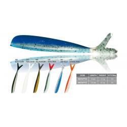 Nomura Orginal Double Tail 7,5cm 2.1g 10pcs