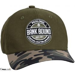 Prologıc Bank Bound Camo Cap Green/Camo