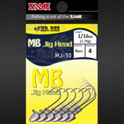 SAME Jig Head 1/16 (1,75gr İğne No:4)