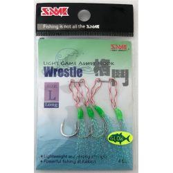 SAME Micro Jig Assist Hook #L (Uzun)