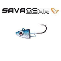 Savage gear 3D Sardine Jigheads 13.5 cm #4/0 2 Adet 28 gr