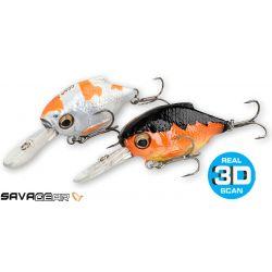 Savage Gear SG 3D Crucian Crank46 4.6cm 7g SF SR