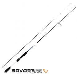 Savage gear LRF CCS 198 cm 0-5 gr 2 Parça Spin Kamışı