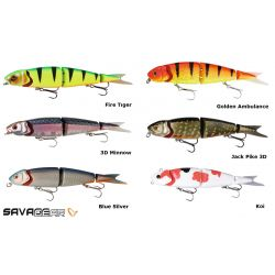 Savage gear 4play Herring Swim&Jerk 13cm 21g Suni Yem
