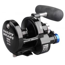 SPRO SB REEL 2-SPEED SB06 SL/BL 7+1BB