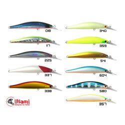 Usami Now Deep Diver 90F-MR 9.8 G Maket Balık