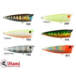 Usami Mad Pop 70F 9.9 Gr Maket Balık