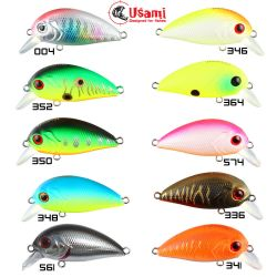 Usami The Small Tough 38F-SR 4 G Maket Balık