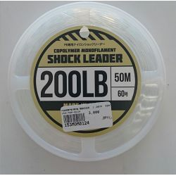 MOMOI SHOCK LEADER 50MT 1.28MM / 200LB