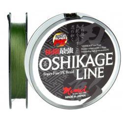 Momoi Oshikage LRF ipi 0,3 pe (0,091) 7 lb (3,1 kg)  125m Moss Green