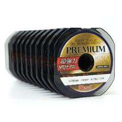 MOMOI PREMIUM #0.7 0,139 1,8Kg.  3,5Lb 100 mt. Monoflament Misina